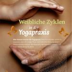 weibliche Zyklen in der Yogapraxis